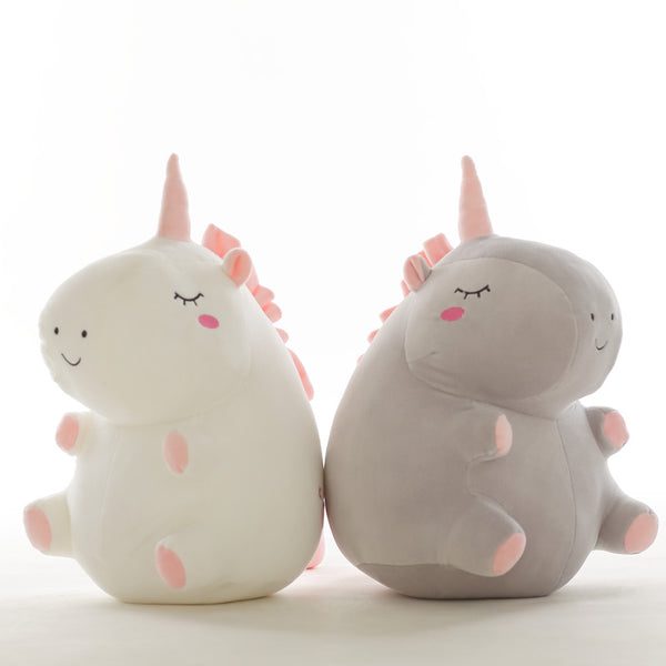 Chubby Unicorn Plush - Little Geeklings