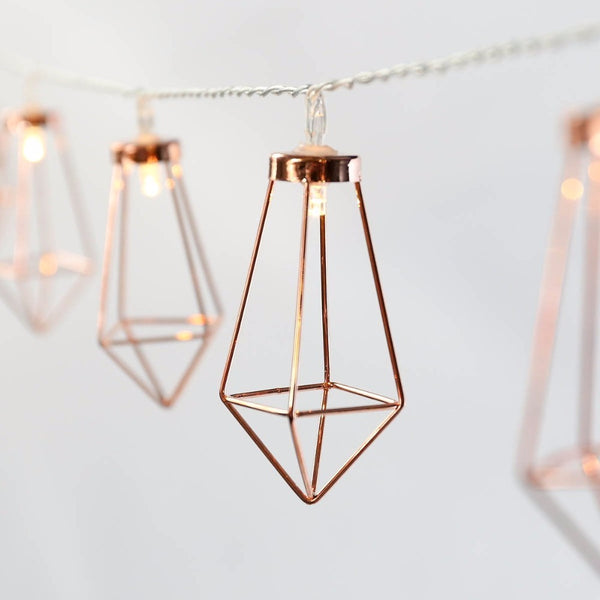Geometric Lights - Little Geeklings