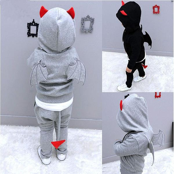 Little Ones Wee Devil Outfit