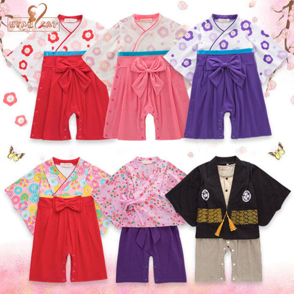 Itty Bitty Kimonos! - Little Geeklings