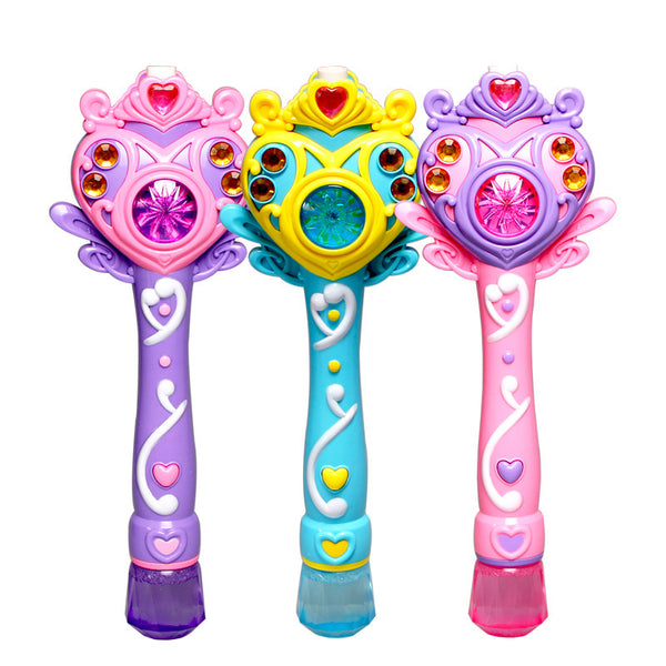 Cosplay Fairy Bubble Wand - Little Geeklings