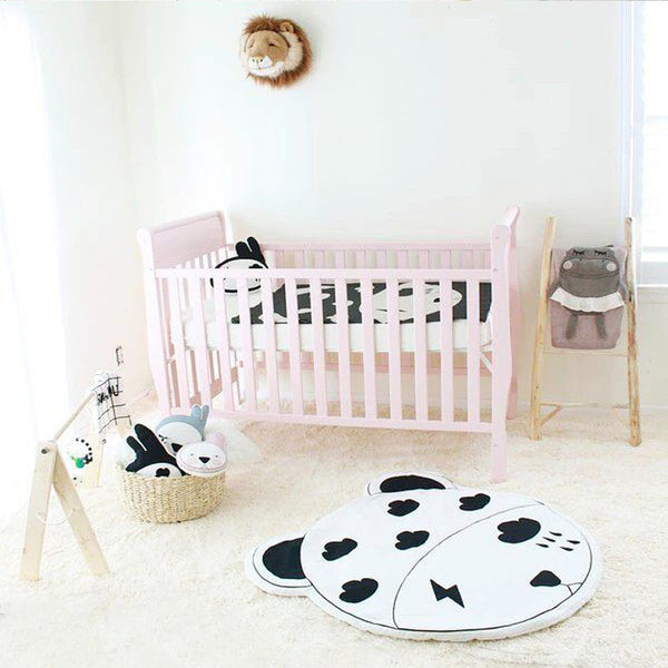 Cloudy Crying Punk Panda Play Mat - Little Geeklings