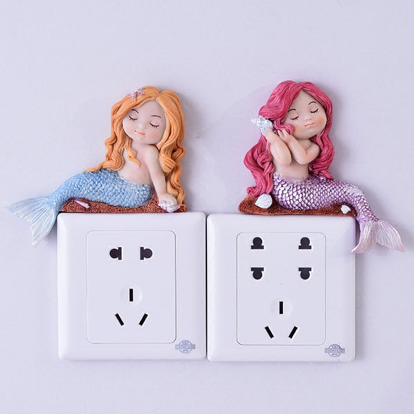 Mermaid Switch Toppers
