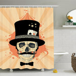 Magical Skull Shower Curtain