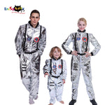 Family Astronaut Cosplays