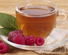 Load image into Gallery viewer, RASPBERRY DREAM organic handcrafted Green Tea | Amitea Organics