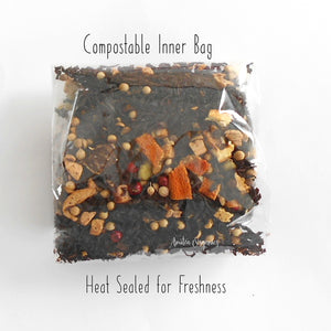 GINGERSNAP COOKIE Organic Herbal Tea