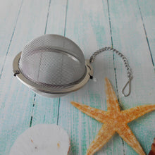 Load image into Gallery viewer, Tea Ball Infuser | Food Grade Stainless Steel | 2.5 Inch