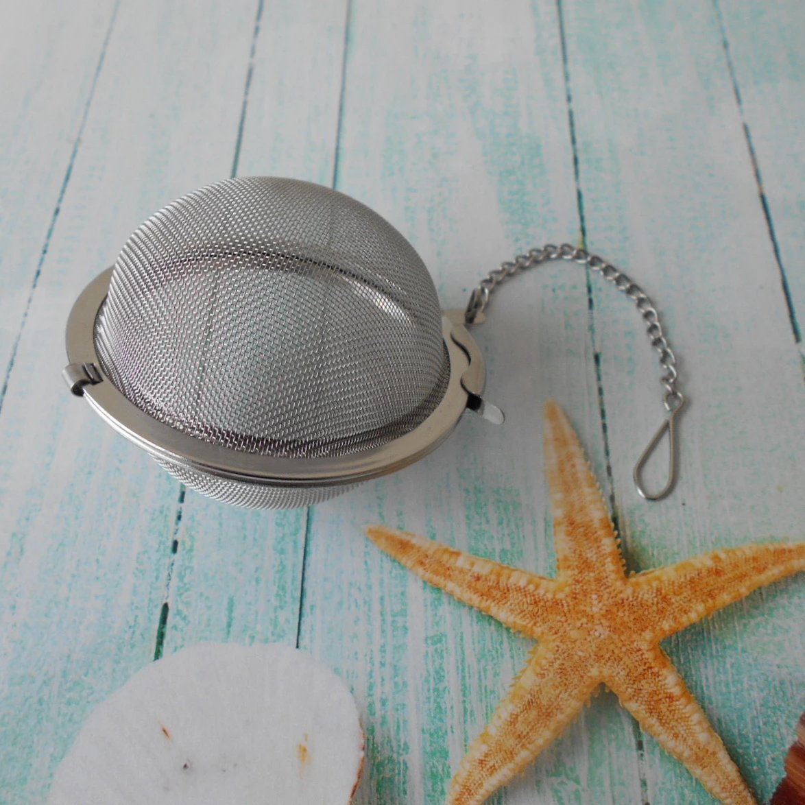 Tea Ball Infuser | Food Grade Stainless Steel | 2.5 Inch