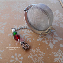 Load image into Gallery viewer, Christmas Tea Gift Box and Tea Infuser | Organic SOLD OUT