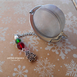 Christmas Tea Gift Box and Tea Infuser | Organic SOLD OUT