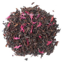 Load image into Gallery viewer, BLACK CHERRY Organic Loose Leaf Tea