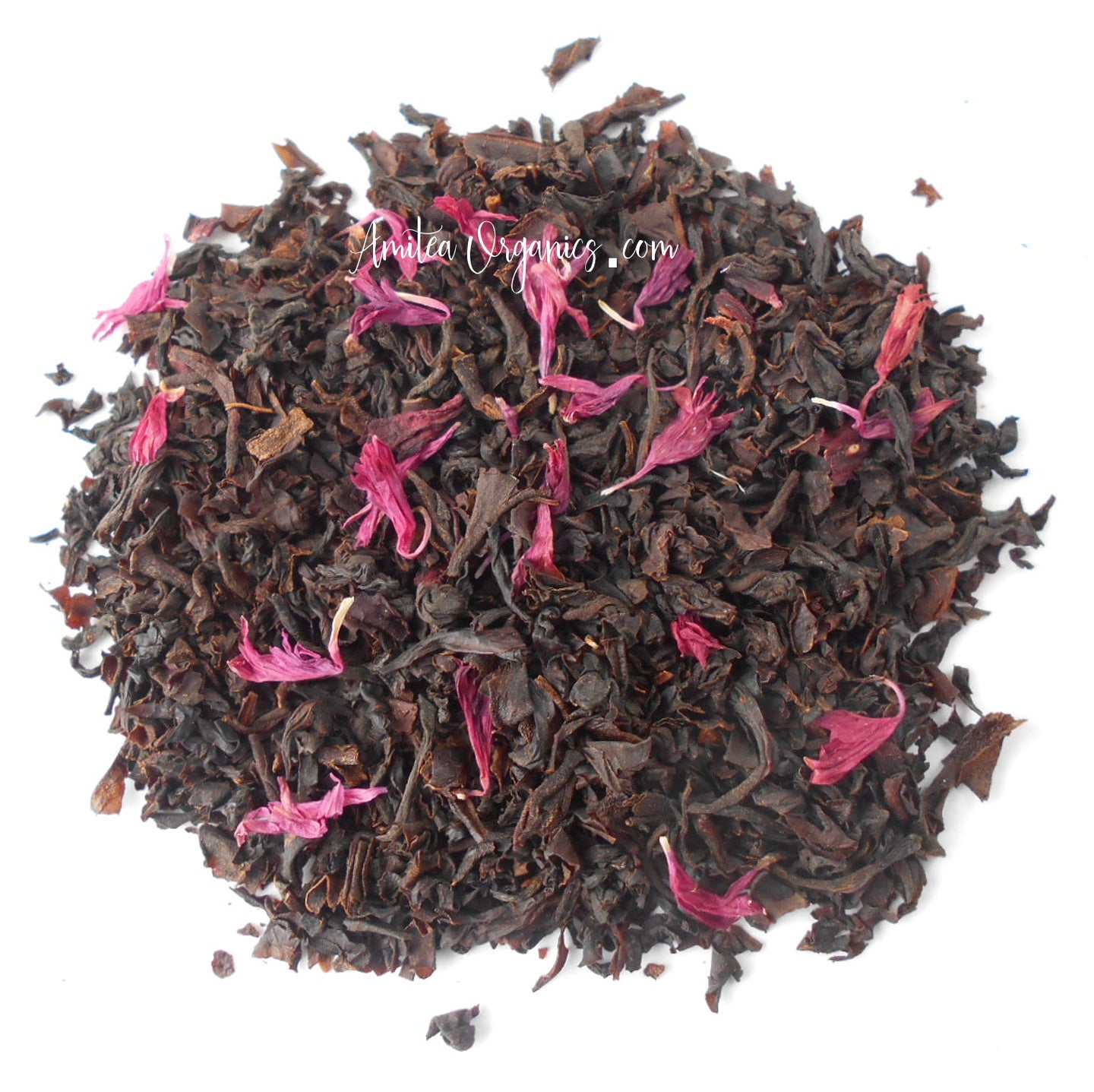 BLACK CHERRY Organic Loose Leaf Tea