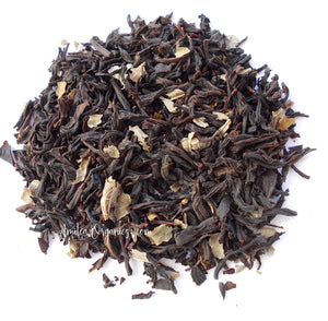 BLACKBERRY Organic Loose Leaf Black Tea | 8 oz BULK