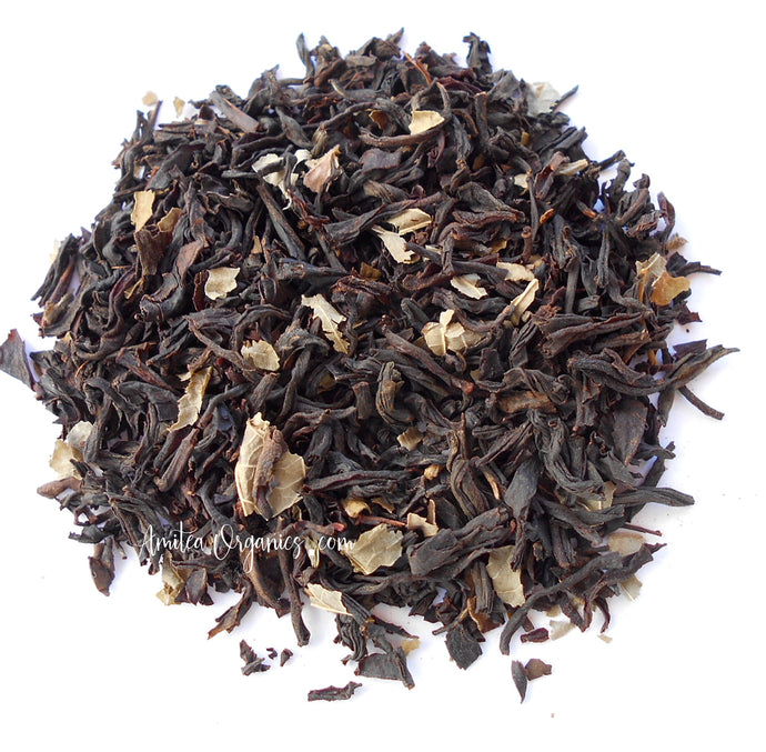 Blackberry Organic Loose Leaf Tea, BRAMBLE FRUIT