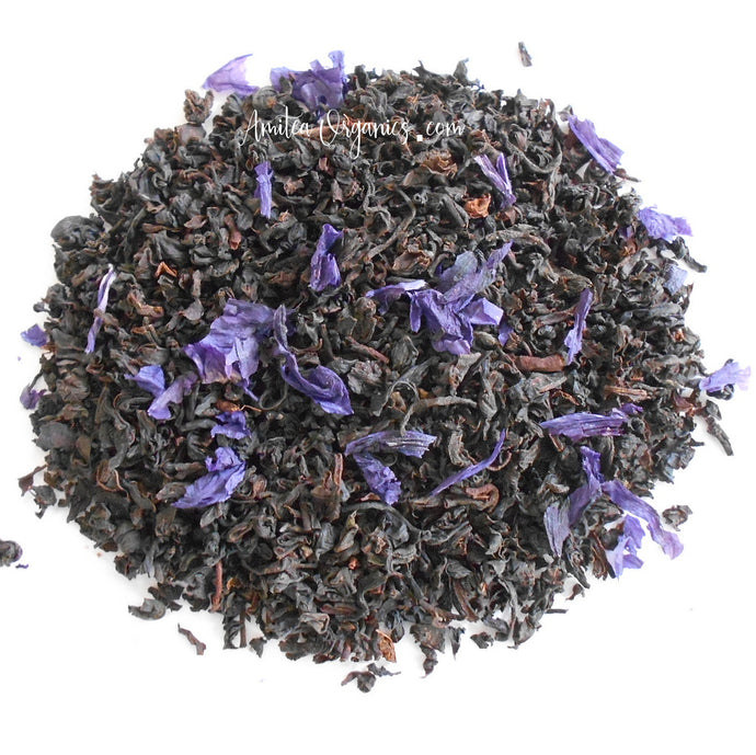 BLACKCURRANT Organic Loose Leaf Tea