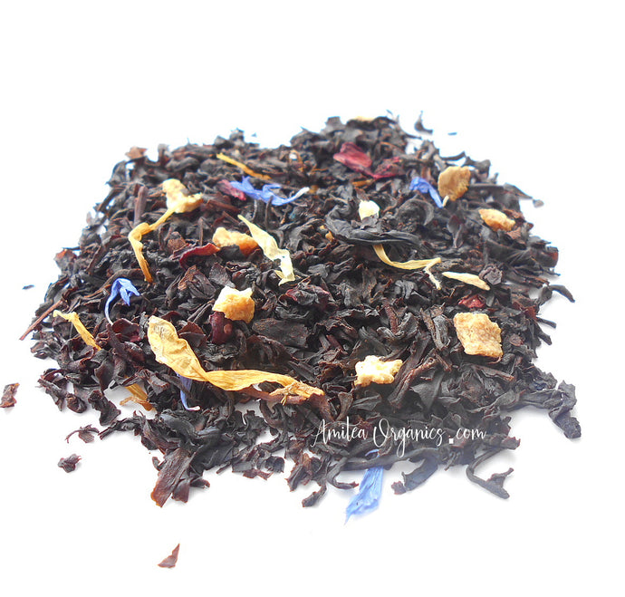 BLUEBERRY LEMONADE Organic Black Tea