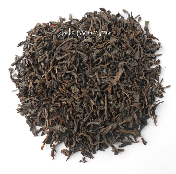 CARAMEL TOFFEE Organic Loose Leaf Tea