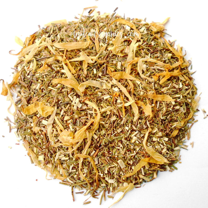 CARAMELLO Organic Loose Leaf Herbal Tea