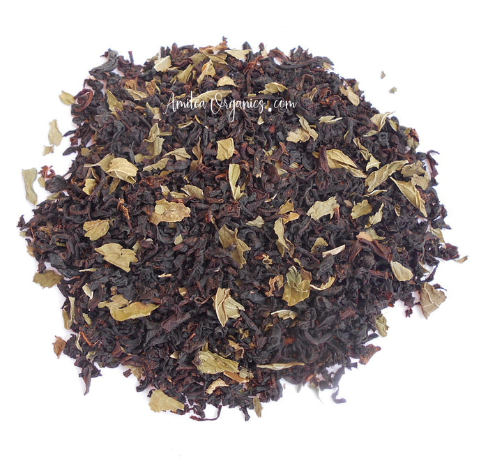 CASCADE PEPPERMINT Organic Loose Leaf Tea