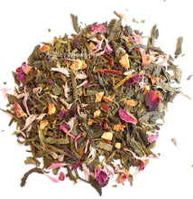 Load image into Gallery viewer, CITRUS ROSE Organic Loose Leaf Green Tea