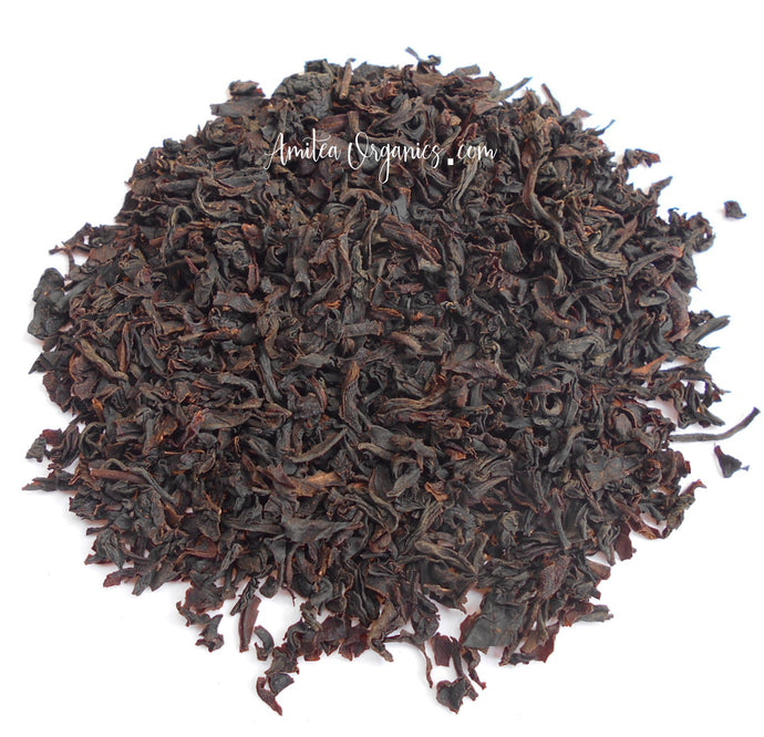 Earl Grey Organic Loose Leaf Tea CLASSIC EARL GREY