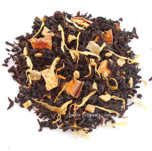 GINGER PEACH Organic Loose Leaf Tea
