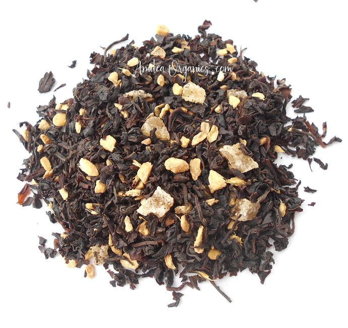 GINGER SPICE Organic Loose Leaf Tea