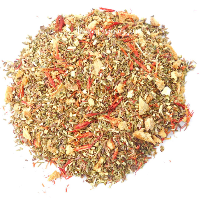 ORANGETOPIA Organic Herbal Tea