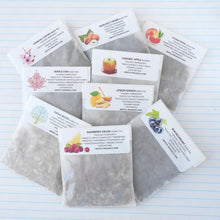 Load image into Gallery viewer, SPECIAL TEACHER GIFT, Organic tea sampler