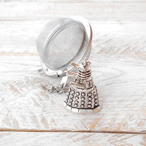 Dalek Tea Ball Infuser | Gift for the Whovian