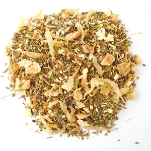 LEMON MERINGUE Organic Herbal Loose Leaf Tea