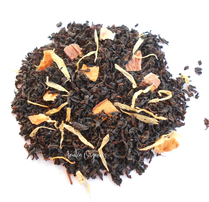 JUST PEACHY Organic Loose Leaf Tea