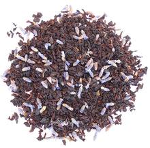 Load image into Gallery viewer, Lavender Vanilla Organic Loose Leaf Tea SUMMER IN PROVENCE