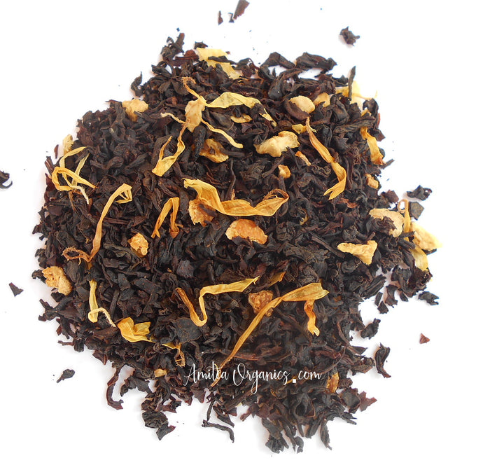 LUSCIOUS LEMON Organic Loose Leaf Tea