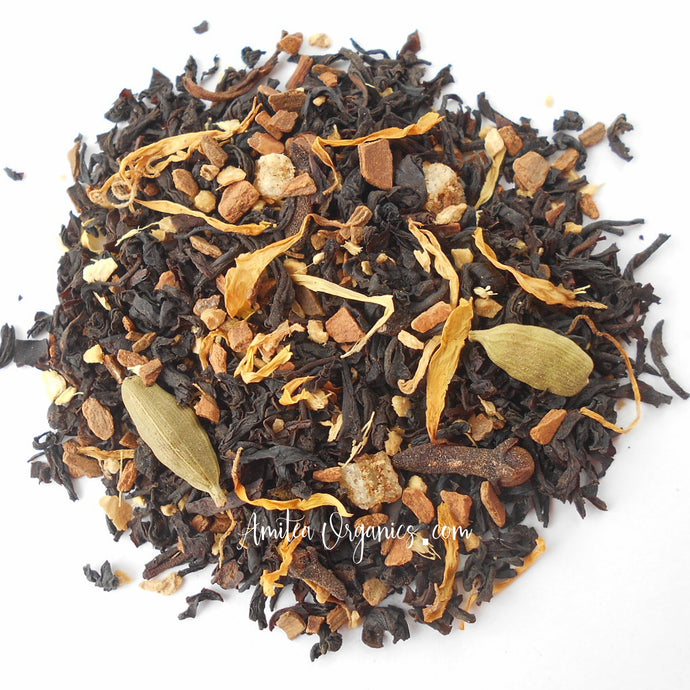 MAPLE CHAI Organic Loose Leaf Tea