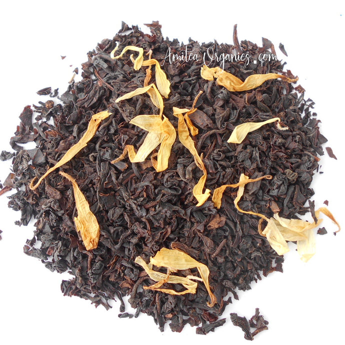 MAPLE CREAM Organic Loose Leaf Tea