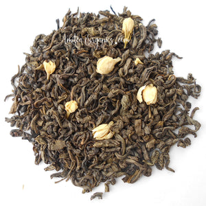 MAY JASMINE Organic Green Tea | 7.5 oz BULK