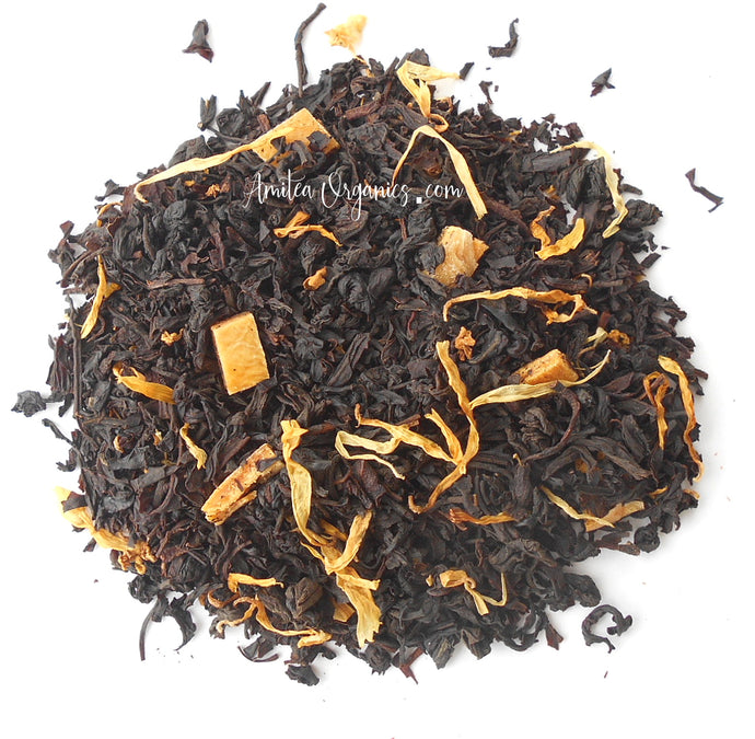 MELLOW MANGO Organic Loose Leaf Tea