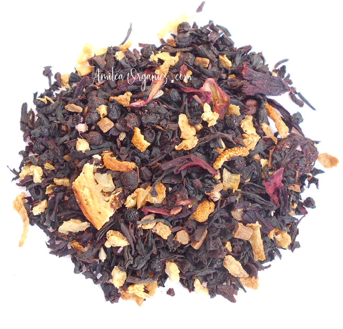 MULLED WINE Organic Loose Leaf Tea