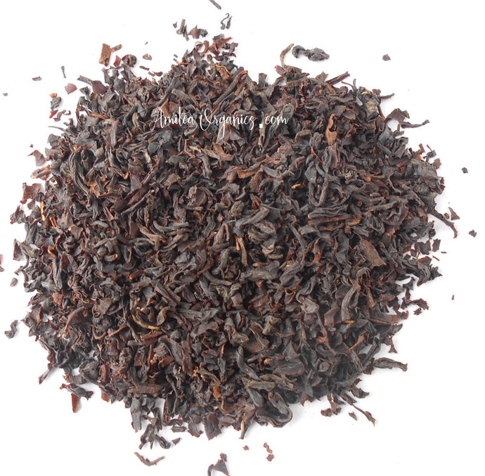 Organic Smoked Loose Leaf Tea OLD SILK ROAD