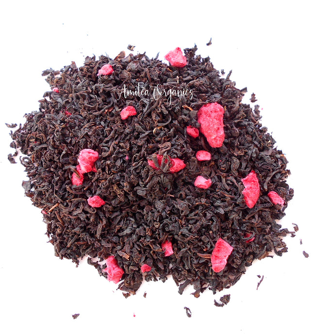 ROYAL RASPBERRY Organic Loose Leaf Tea
