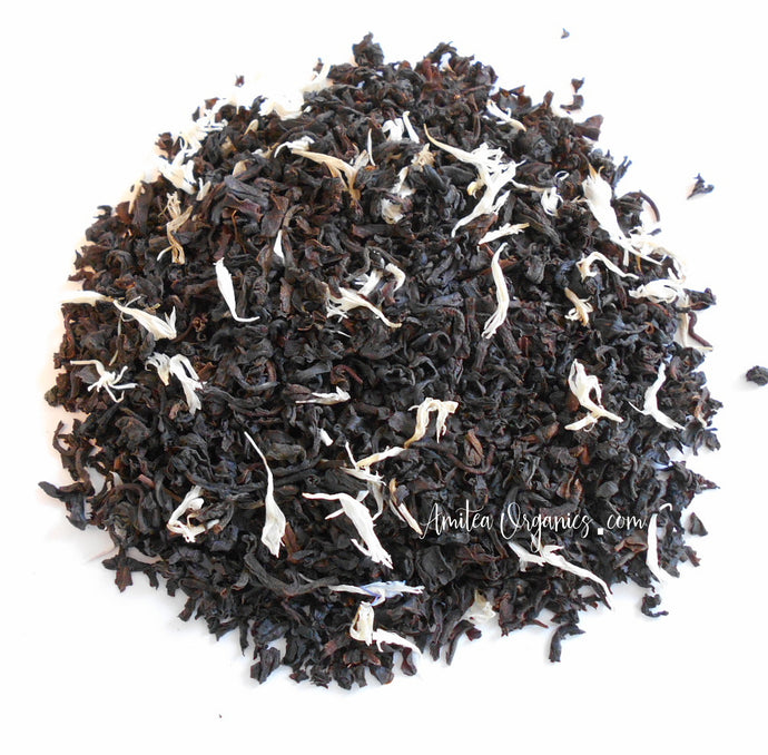 Smoky Earl Grey Organic Tea BAKER STREET BLEND