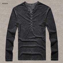 Load image into Gallery viewer, Men's Vintage Long Sleeve