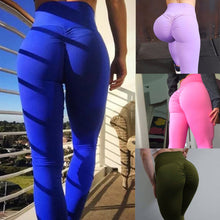 Load image into Gallery viewer, Scrunch Booty Yoga Pants