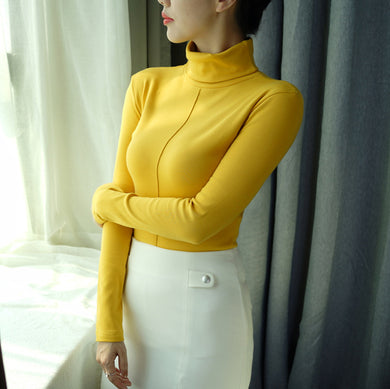 Women's Bodycon Turtleneck