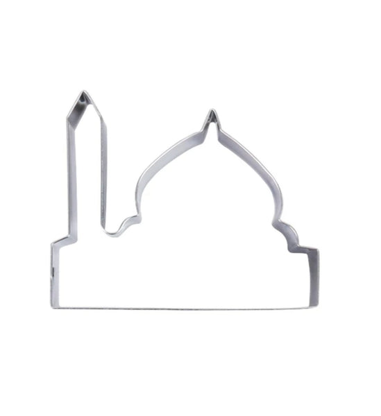 Masjid/Mosque shaped biscuit cookie cutter.