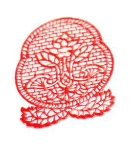 Reusable henna mandala rubber stencils.  Various one of a kind patterns.