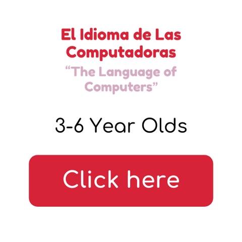 Button 3-6 year olds - El Idioma de las Computadoras