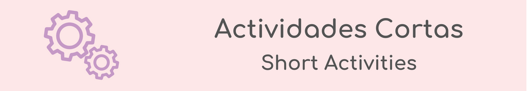 Button - Short Activities